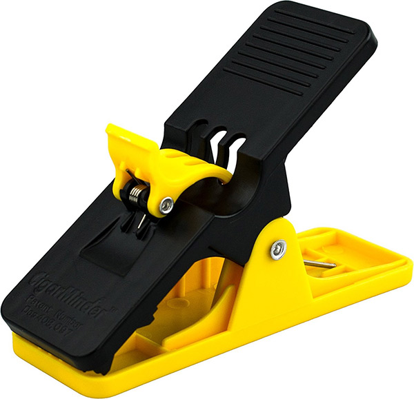 cigar minder clip golf cart cigar holder review
