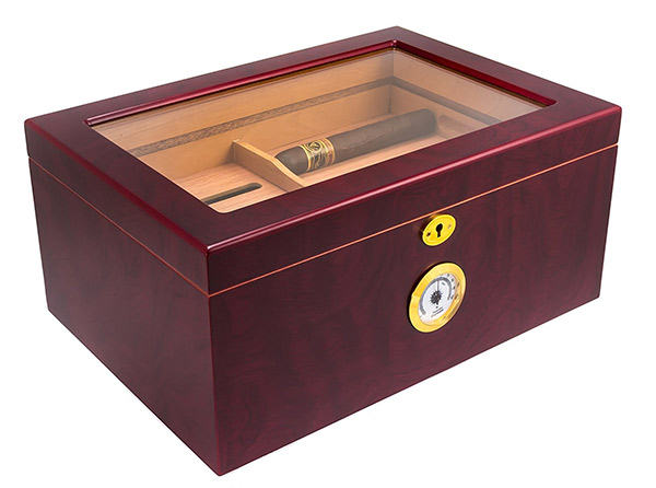 mantello desktop humidor review